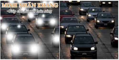 Đục thủy tinh thể ảnh hưởng tới khả năng lái xe